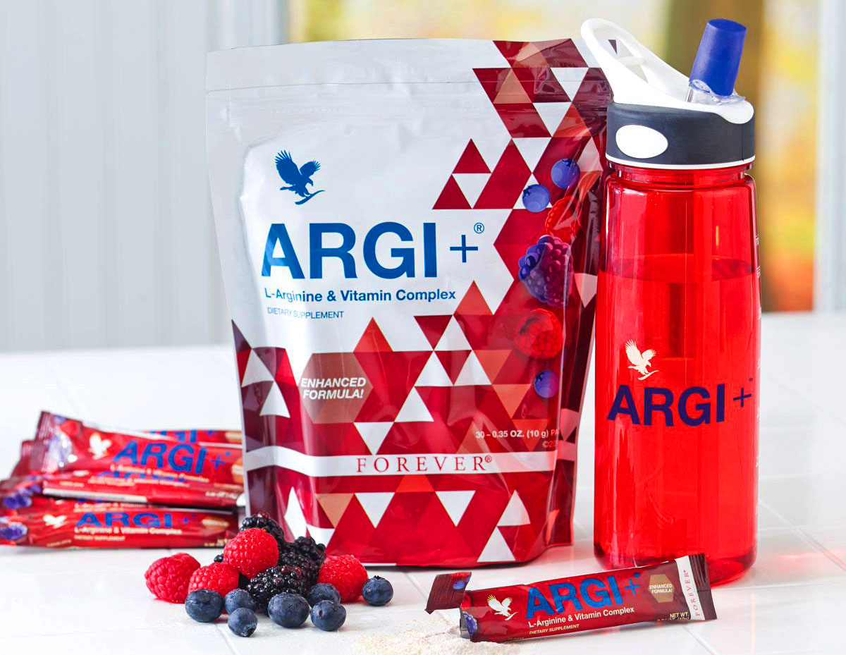 Arginina Argi Plus